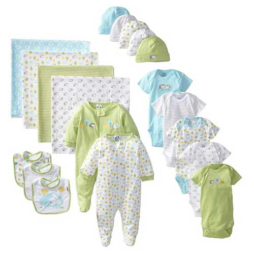 b8018df13150 Baby Clothes Set from Newborn Infants to Toddler Kids